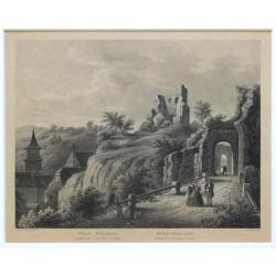 Hrad Krupka. Burg Graupen