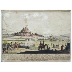 Eroberung der Stadt und Festung Chotym