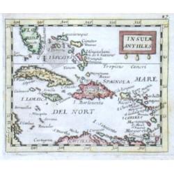 Insulae Antilles