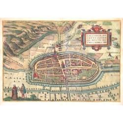 Calcaria, ducatus Clivensis, multis dotibus, nobile opp.