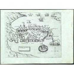 Napoli Citta nella Provincia della Morea