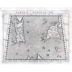Tabvla Evropae VII