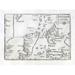 Moluccae insulae