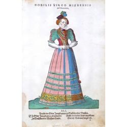 Nobilis Virgo Misnensis vel Saxonica