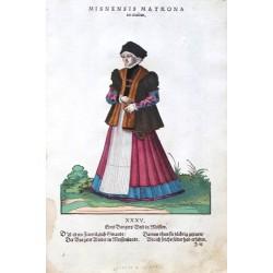 Misnensis Matrona ex ciuibus