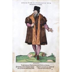 Senator Lipsensis vel alius autoritatis praecipuae