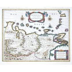 Venezuela cum parte australi Novae Andalusiae