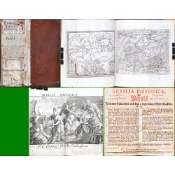 Auxilia Historica, oder Behülff zu denen Historischen  Wissenschafften