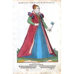Nobilis Foemina Genvensis
