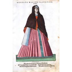 Honesta Mvlier Faventina in Italia