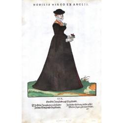 Nobilis Virgo ex Anglia