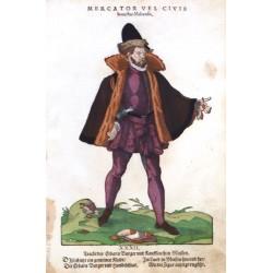 Mercator Vel Civis honestus Misnensis