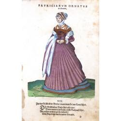 Patriciarvm Ornatvs in choraeis