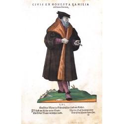Civis ex Honesta Familia in Salinis Sueuicis
