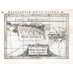 Nova Guinea et Ins. Salomonis