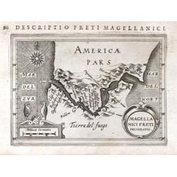 Magellanici Freti delineatio