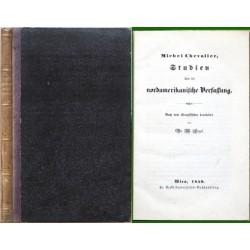 Studien über die nordamerikanische Verfassung