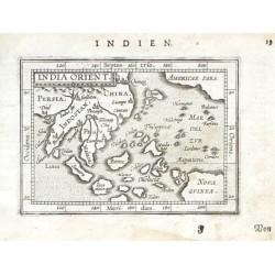 Jihovýchodní Asie - India Orient.