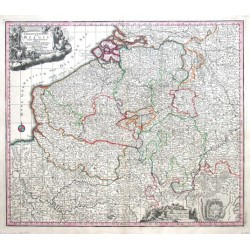 Germaniae inferioris sive Belgii pars meridionalis