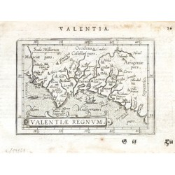 Valencie - Valentiae Regnum