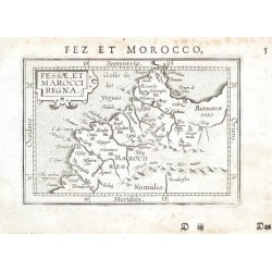 Marocco - Fessae, et Marocci Regna