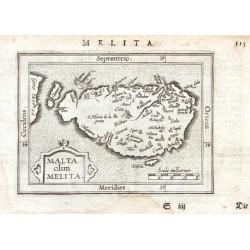 Malta olim Melita