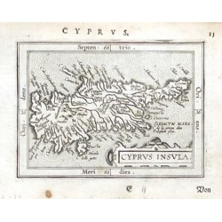 Kypr - Cyprus Insula