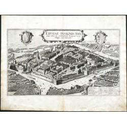 Lipsiae Insignis Saxoniae urbis