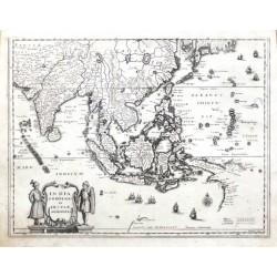 India Orientalis et Insvlae adiacentes