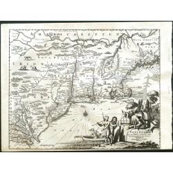 Novi Belgii,  Novi Jorck vocatur, Novae q. Angliae