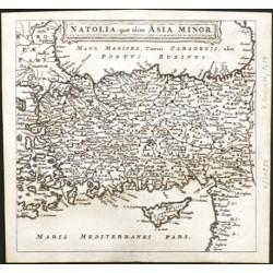 Natolia, quae olim Asia Minor