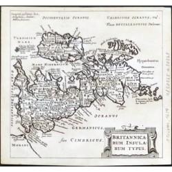 Britannicarum Insularum typus