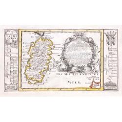 Insul und Konigreich Sardinien