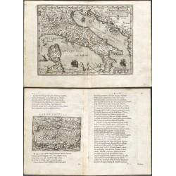 Larii Lacus vulgo Comensis Descriptio