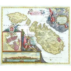 Insularum Maltae et Gozae