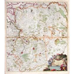 Ducatus Brabantiae tabula