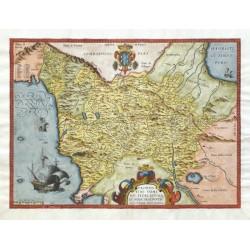 Florentini Dominii, Fidelissima et Nova Descriptio