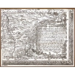 S. Rom. Imperii Circvli Et Electoratvs Bavariae Tabvla Chorographica