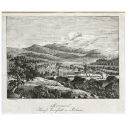 Beraun Königl. Kreisstadt in Böhmen