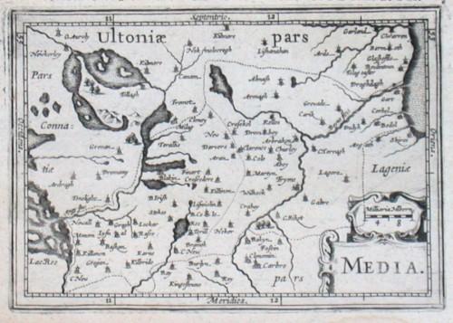 Media - Alte Landkarte