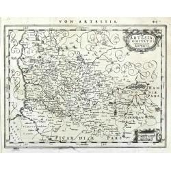 Artesia, Comitatus. Artois