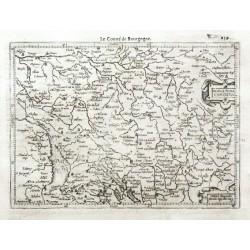 Burgundia Comitatus
