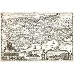 Carte de la Principauté de Naufchatel et Valangin