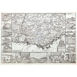 Carte de Provence