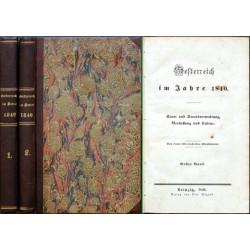 Oesterreich im Jahre 1840