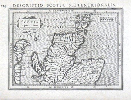 Scotia Septentrion.