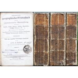 Allgemeines geographisches Wörterbuch