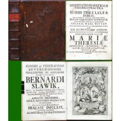 Dissertatio Inauguralis Theorico-Practica de Morbis Fibrae Laxae & Debilis