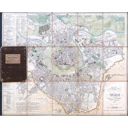 Neuseter Plan von Wien und seinen Vorstädten. 1848.