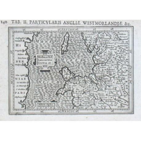 Westmorland: Lancastria Cestria etc.